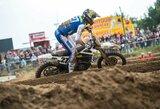 A.Jasikonis prarado vieną poziciją pasaulio motokroso čempionate