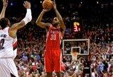 """T.Danielso tritaškis išgelbėjo """"Rockets"""" klubą Portlende"""