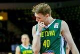 Lietuvos rinktinė po atkaklios kovos palaužė Vengriją ir iškopė į kitą etapą