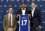 NBA naujokų apklausa: nežinojo, kiek lygoje yra komandų ir rezultatyviausio visų laikų žaidėjo
