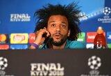 """Marcelo atsisakė komentuoti galimą persikėlimą į """"Juventus"""" ekipą"""