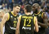 Dėl skolų agentui FIBA suspendavo J.Mačiulio klubą