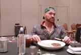 T.Fury atskleidė, kiek alaus išgėrė kovos su D.Wilderiu išvakarėse