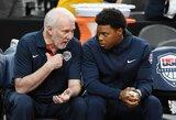 K.Lowry neišvysime Pasaulio taurėje: NBA žvaigždė nesuspėjo atsigauti po operacijos