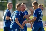 """Hegelmann Litauen"" pirmoji žengė į Heglemann LFF taurės ketvirtfinalį"