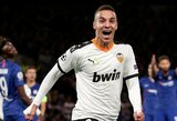"""Oficialu: """"Leeds Utd"""" gretas papildė rekordiniu klubo pirkiniu tapęs """"Valencia"""" puolėjas"""