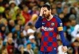 """Rivaldo supeikė """"Barceloną"""": """"Kai nėra L.Suarezo, L.Messi neturi pagalbininkų"""""""