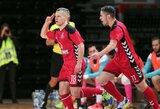 """""""Vytis"""" pirmą kartą istorijoje sezoną pradės nuo pagrindinio UEFA futsal Čempionų lygos etapo"""