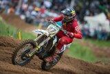 Pamatykite: pasaulio motokroso čempionate A.Jasikonis pervažiavo varžovo koją (papildyta)