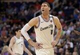 """B.Lopezas: """"Mums pasisekė, kad gyvename Orlando burbule"""""""