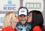 """Septintajame """"WorldTour"""" dviračių lenktynių etape triumfavo T.Boonenas, E.Juodvalkis finišavo 35-as"""