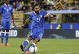 """A.Pirlo: """"Vis dar galiu būti naudingas Italijai"""""""