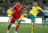 UEFA Tautų lygos starte – savo progų neišnaudojusi Lietuvos rinktinė minimaliu rezultatu nusileido serbams