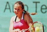 ITF jaunių teniso turnyre Italijoje – Lietuvos merginų pergalės