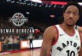 NBA žvaigždės, kurių jūs nekęsite NBA 2k18 žaidime