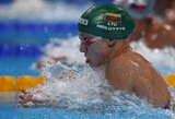 R.Meilutytė jau atrankoje pagerino pasaulio jaunimo čempionatų rekordą (papildyta)