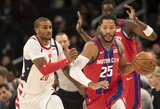 """Buvusio NBA žaidėjo žinutė A.Karnišovui: """"Rose'as tikrai nori sugrįžti į Čikagą"""""""
