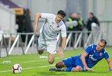 """Čempionų lygos atranka: auksines progas iššvaisčiusi """"Sūduva"""" sužaidė lygiosiomis su """"Crvena Zvezda"""""""