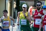 Pasikeitus atrankos į olimpines žaidynes sąlygoms, viso pasaulio ėjikų žvilgsniai krypsta į Lietuvą