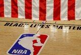NBA sezono kovos bus atnaujintos šeštadienį