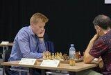 P.Pultinevičiaus debiutą Pasaulio taurėje apkartino pralaimėjimas A.Griščukui