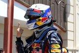 "C.Horneris: ""S.Vettelis neketina pereiti į ""Ferrari"""