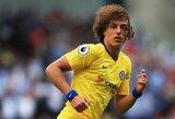 """D.Luizo agentas patvirtino, jog brazilas liks rungtyniauti """"Chelsea"""" klube"""