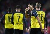 """Čempionų lyga: """"Borussia"""" iškovojo pergalę Prahoje, """"Napoli"""" prarado pirmuosius taškus"""