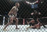 """C.McGregoro treneris: """"GSP ir Chabibas yra geri kovotojai, bet 99 proc. žmonių neatlaikytų Conoro smūgių"""""""