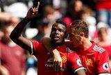 """Uraganinis """"Man United"""" puolimas padėjo sutriuškinti dar vieną varžovą"""