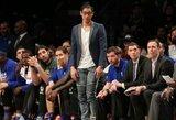Gera žinia NBA autsaideriams – grįžta J.Linas