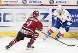"""N.Ališauskas rinkosi baudos minutes, o """"Dinamo"""" iškovojo pergalę"""