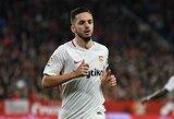 """Ispanijos Karaliaus taurės ketvirtfinalio pirmajame susitikime – K.P.Boatengo debiutas ir """"Sevilla"""" pergalė"""