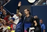 A.Murray'us Kinijoje nugalėjo favoritą ir pateko į ketvirtfinalį