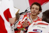 "V.Rossi: ""Ducati"" laukia ilgas kelias"""