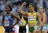"""Pasaulio čempionę aplenkusi E.Balčiūnaitė: """"Nebuvo idealiai, bet taip – buvo gerai"""""""
