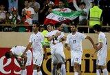 """Irano treneris C.Queirozas: """"Nike"""" turėtų atsiprašyti už tokį arogantišką pareiškimą"""""""