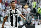 """Geros nuotaikos nestokojęs """"Napoli"""" strategas C.Ancelotti: """"C.Ronaldo vienintelė klaida buvo prisijungti prie """"Juventus"""""""