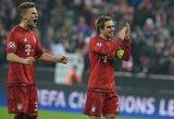 """""""Bayern"""" klubas turi pamainą P.Lahmui"""
