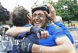 Europos čempionu tapo italas, G.Bagdonas neišsilaikė pagrindinėje grupėje, R.Navardauskas nefinišavo
