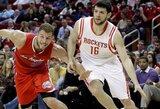 """Į NBA vis dar besižvalgantis K.Papanikolaou sulaukė """"Olympiacos"""" pasiūlymo"""