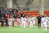 "Lietuvos futbolo A lygoje – užtikrinta ""Sūduvos"" pergalė"