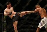 UFC čempionui M.Bispingui kova su GSP gali būti paskutinė karjeroje