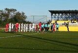 """Su Kosovo čempionato lyderiais """"Sūduva"""" sužaidė lygiosiomis"""