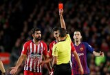 """J.Alba gina teisėją įžeidusį D.Costą: """"Aštuonių rungtynių diskvalifikacija būtų per didelė"""""""