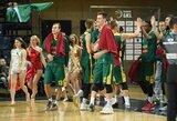 """Kipre pralaimėjęs """"Nevėžis"""" pateko į FIBA Europos taurę"""