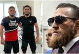 """MMA ne moterų sportu pavadinęs C.Nurmagomedovo bičiulis įsiutino C.McGregorą: """"Sumauti maži gremlinai"""""""