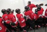 Lietuvos jaunių ledo ritulio rinktinėje paskelbtas galutinis aikštės žaidėjų dvidešimtukas