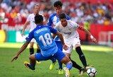 """La Liga"" pirmenybėse - ""Sevilla"" ir ""Deportivo"" ekipų pergalės"