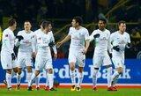 """Vokietijos """"Bundesliga"""": """"Werder"""" palaužė pirmenybių autsaiderius"""